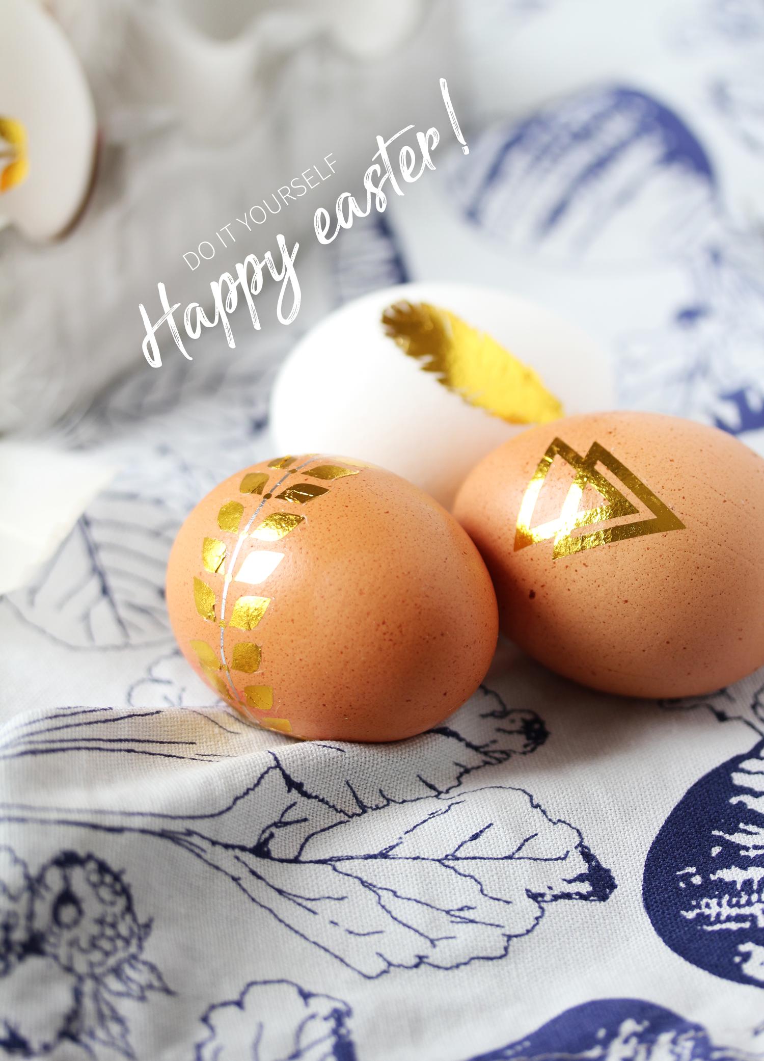 Osterbasteln: Zwei Last Minute Ideen für euer Osterfest